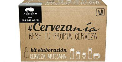 kit cerveza artesanal